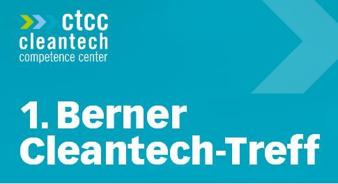 1 Berner Cleantech-Treff