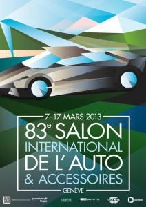 83 Salon International Genf 2013