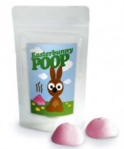 Easterbunny Poop