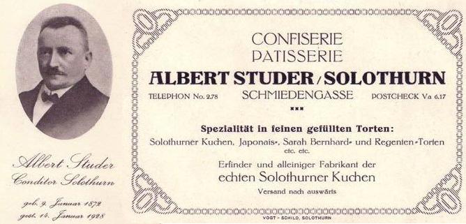Erfinder Albert Studer