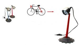 Fahrrad Lampe
