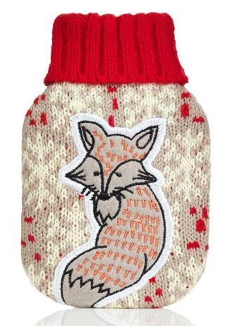 Fox Snowflake Handwärmer