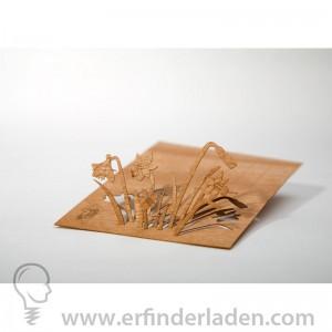 Holzkarte_Osterglocken