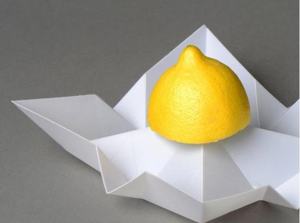 Erfindung Der Woche Kuchen Origami Faltbare Kuchenhelfer Land