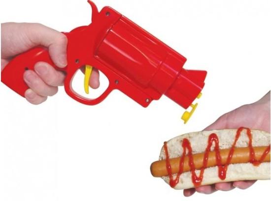 Ketchup-Pistole-Erfinderladen