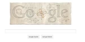 Leonhard Euler Doodle