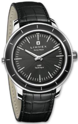 Wirkt edel und rettet Leben: die Limmex Uhr.