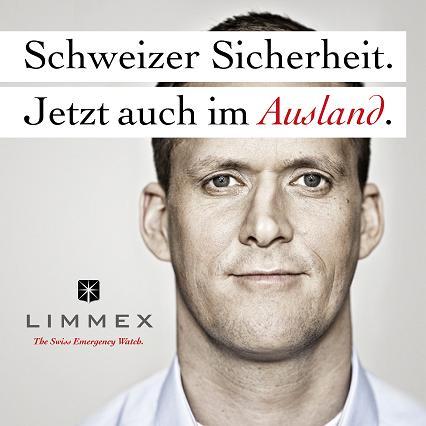 Limmex Notruf-Uhr Erfindung