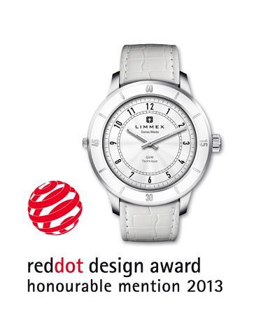 Limmex Notruf-Uhr - reddot award 2013