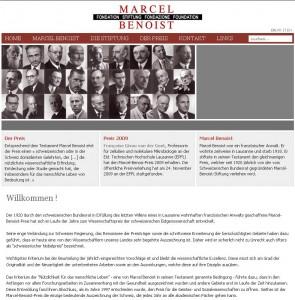 Marcel-Benoist-Preis
