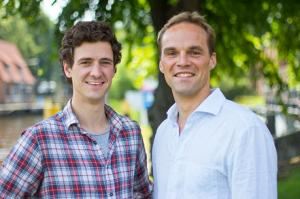 Die Gründer: Martin Elwert und Robert Rudnick