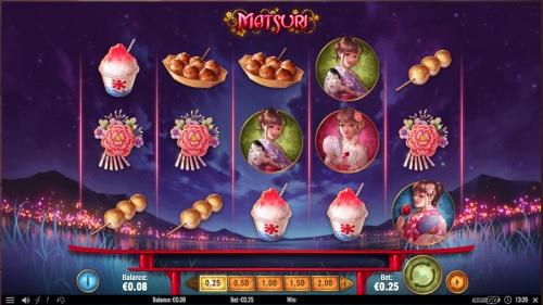 Matsuri - Casumo Casino