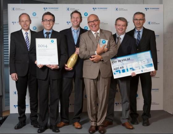 Pionierpreis 2014 Gewinner