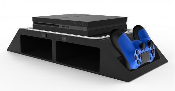 Playstation 4 Ständer mit LED