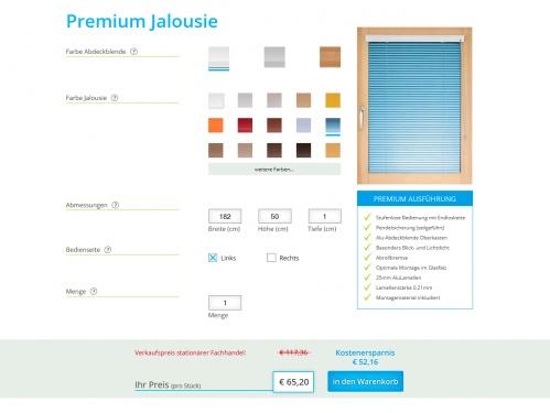 Premium Jalousie