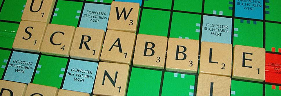 Scrabble Erfindung