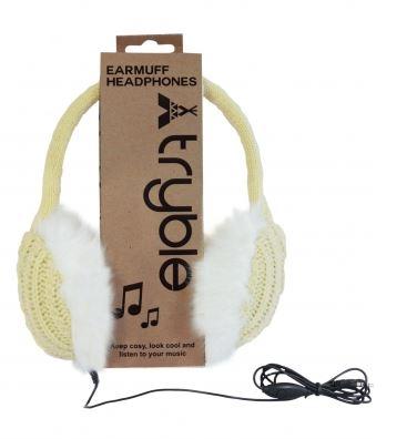 Erfindung: Strick Ohrenschützer mit integriertem Kopfhörer