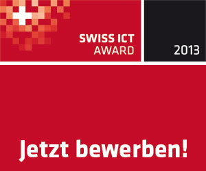 Swiss ICT Award 2013