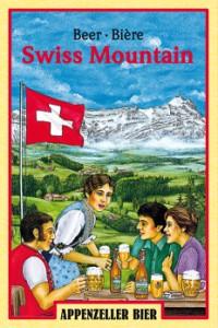 Swiss-Mountain bier
