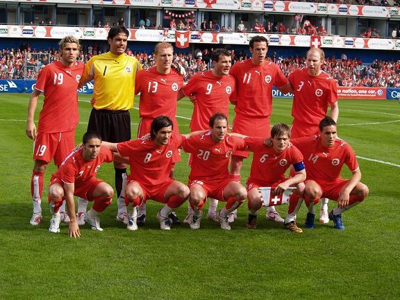 Swiss national football team