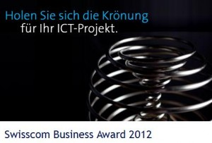Swisscom Business Award 2012