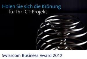 Swisscom Business Award 2012
