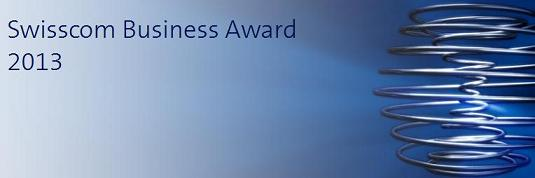 Swisscom Business Award