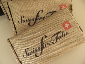 Swissfire Tube Erfindung