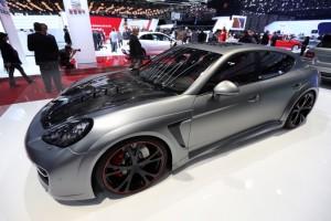 TECHART TECHART GrandGT auf Basis Porsche Panamera Turbo