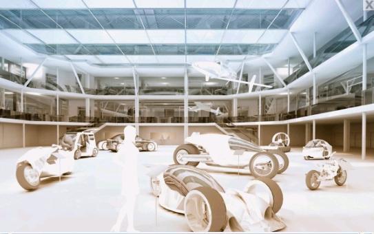 Umwelt Arena Erfindungen