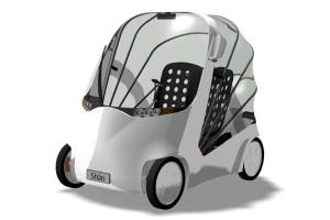 Unique-City-Vehicle