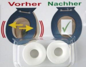 WC-Sitz-Stop