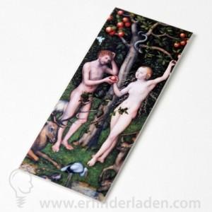 Adam und Eva MagMark - das magnetische Lesezeichen