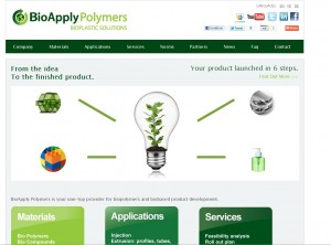 bio apply polymers
