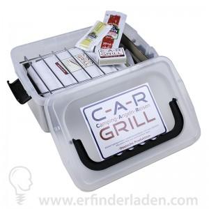 car grill - erfindung der woche