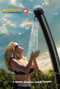 dusche erfinder