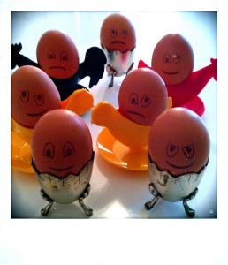 egg stamp - eierstempel