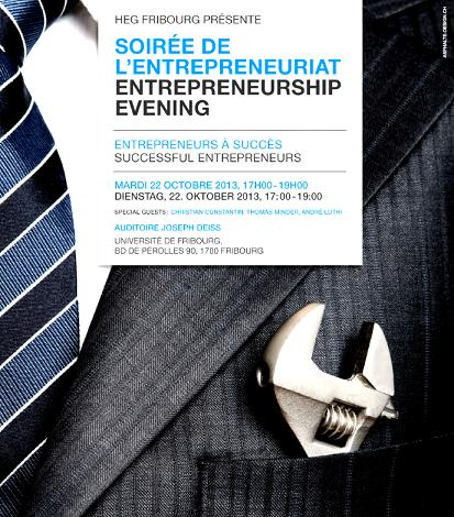 entrepreneurship evening 2013