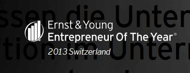 ernst und young - entrepreneur of the year 2013