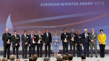 european inventor award 2013