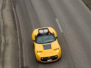 Der ETH Spin-off EVTEC setzt bei der Konzeption von Elektrofahrzeugen auf sportliches Design. (Bild: zVg EVTEC)