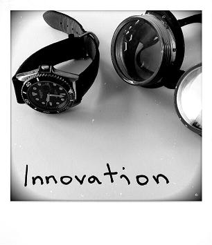 fliegerUhr Innovation