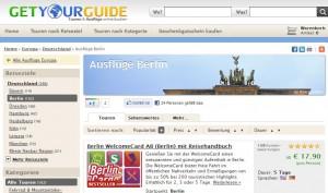getyourguide berlin