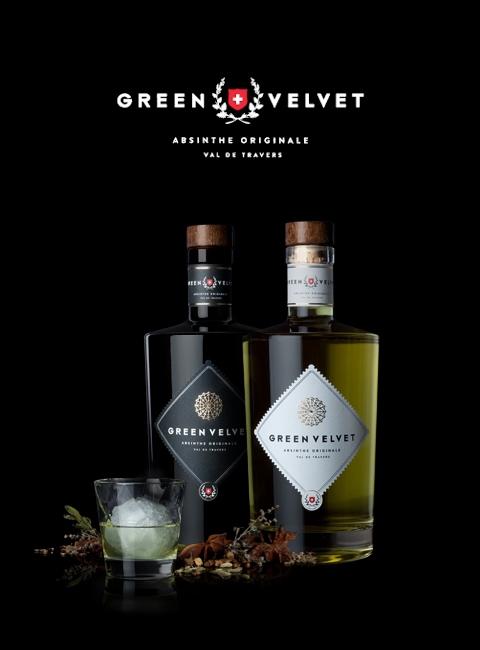green velvet - absinthe originale