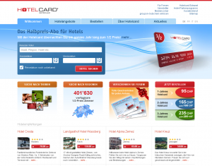 hotelcard innovation