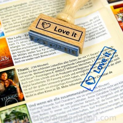 love-it-stempel