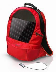 Bald Massenware: Solar-Rucksack zum Gadget-Laden (Foto: mascotte.com)