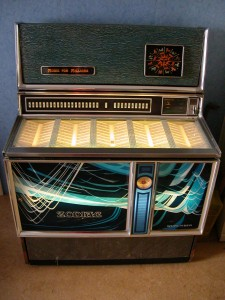 "Jukebox Wurlitzer 3500 ""Zodiac"", 1971"