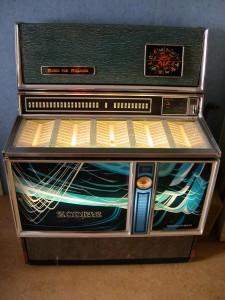 "Jukebox Wurlitzer 3500 ""Zodiac"", 1971"