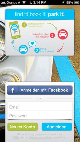 park it app